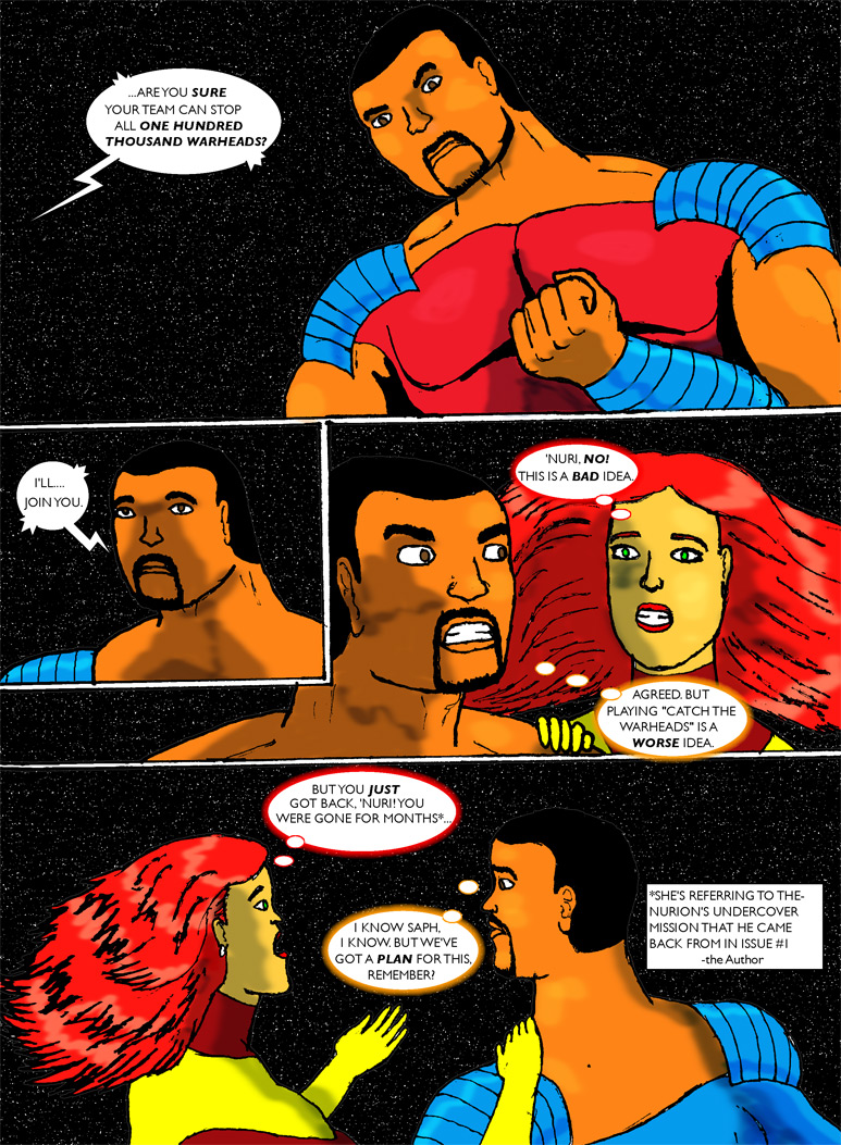 The Vanguard Issue 6 Page 28