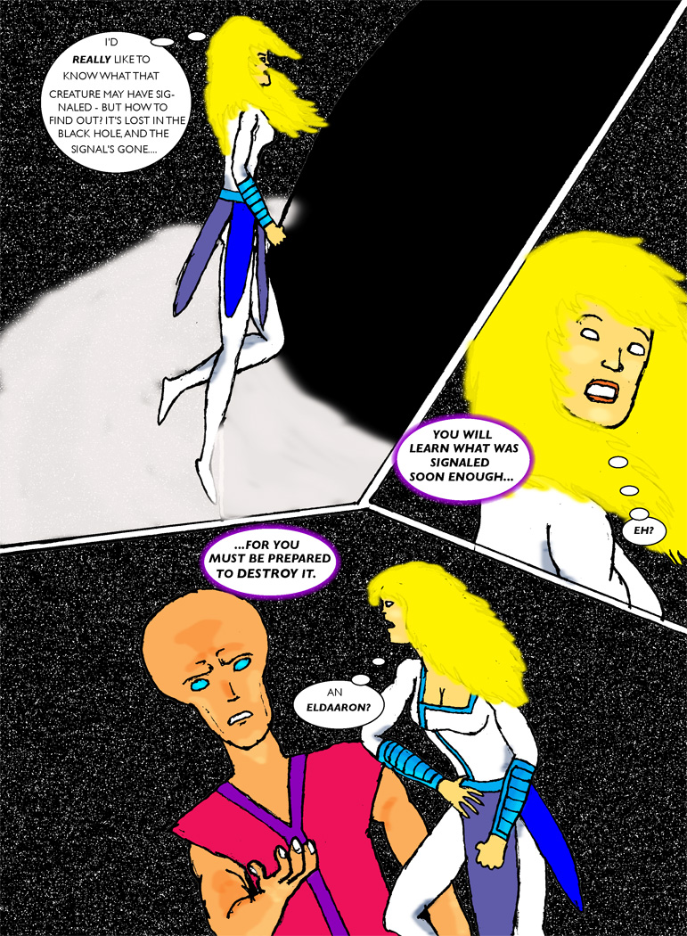 The Vanguard Chapter 6 Page 38